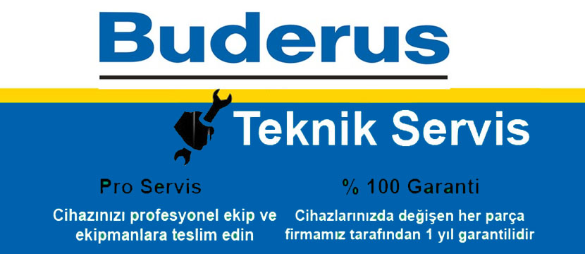 Hasköy Buderus Servisi 440 0 448